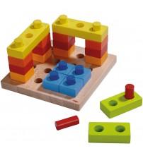Joc de indemanare, Haba, Distractia culorilor, 2-6 ani