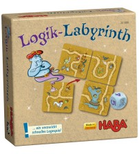 Puzzle Haba, Labirintul magic, 6luni+