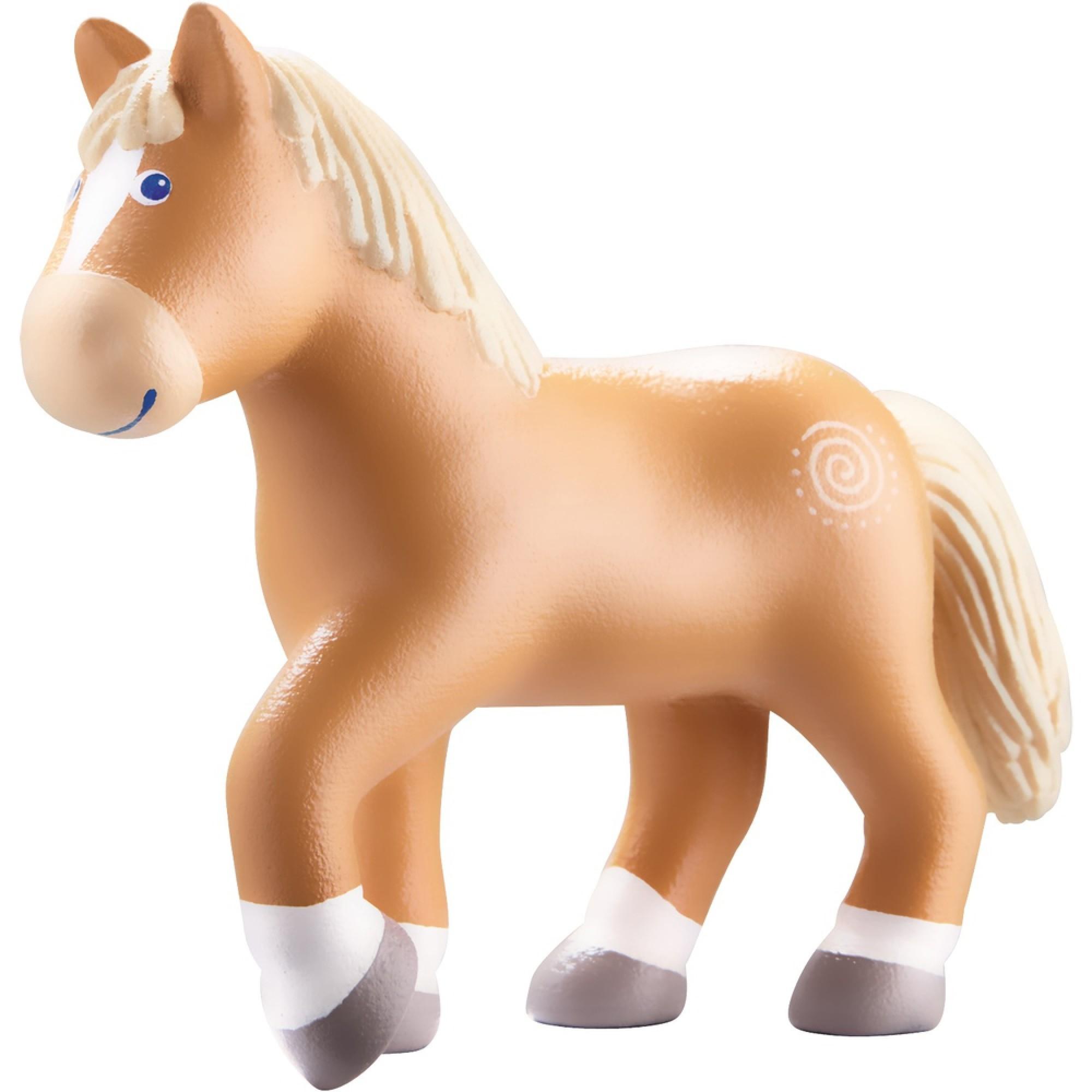 Figurina, Micutii prieteni, Haba, Calul Leopold, 3ani+