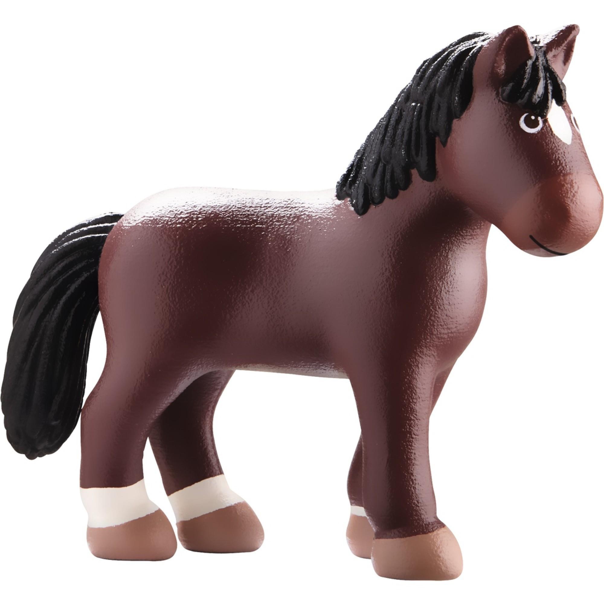 Figurina, Micutii prieteni, Haba, Calul Kasper, 3ani+