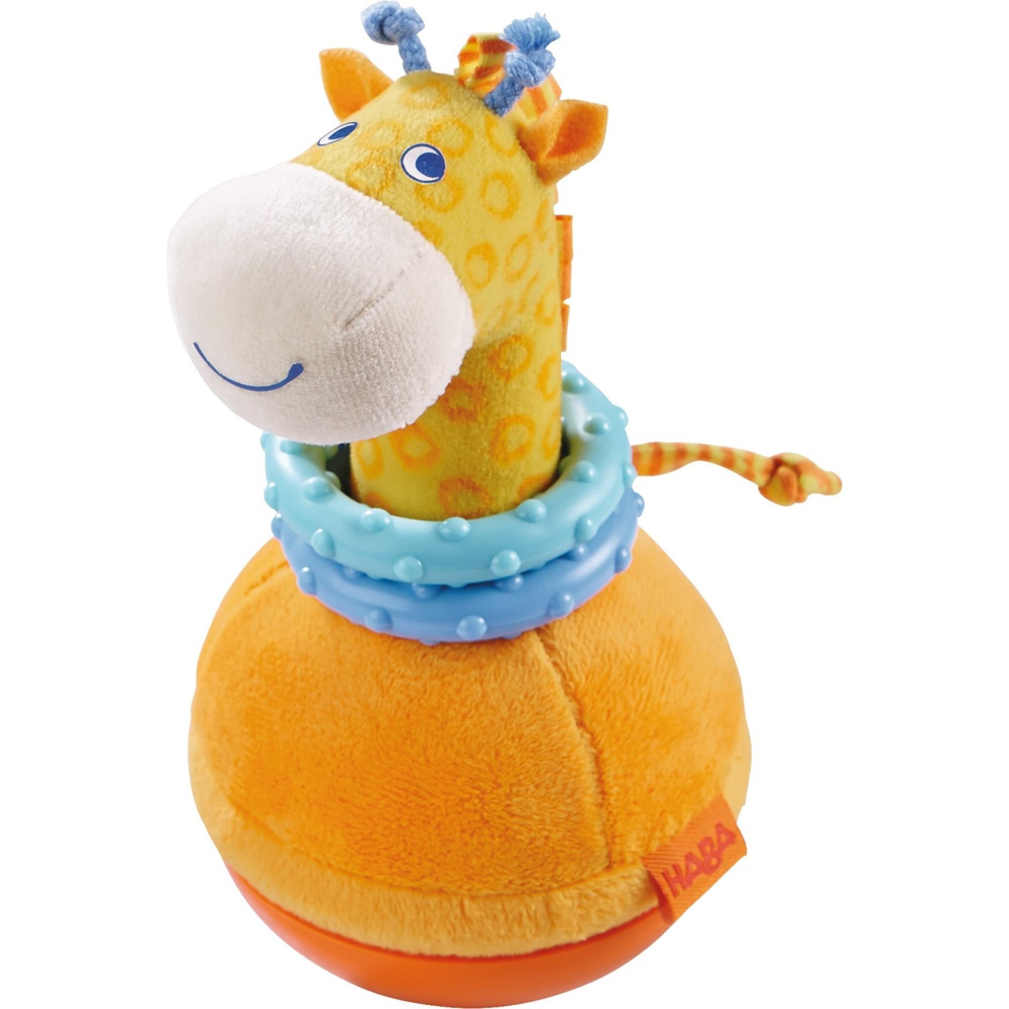 Jucarie Haba, Girafa dolofana, 6luni+