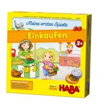 Joc educational, Haba, Primul meu joc - La magazin, 2ani+