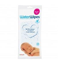 Servetele umede pentru bebelusi, WaterWipes, 28 buc