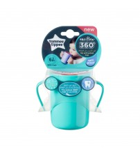 Cana EasyFlow 360 Handled, Tommee Tippee, 200 ml, 6luni+