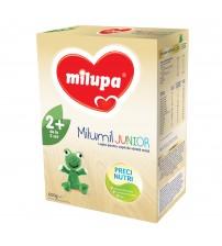Lapte praf Milupa Milumil Junior 2+, 600g, 2ani+