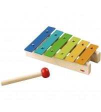 Instrument muzical sub forma de xilofon, Haba, 2ani+