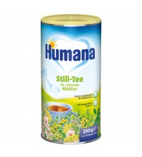 Ceai pentru mamici, Humana, 200g