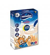 """Cereale pentru copii """"Noapte Buna"""" 7 cereale, Ninolac, 6 luni+, 200g"""