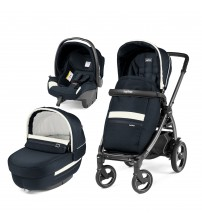 Carucior 3 In 1, Peg Perego, Book Plus 51 S, Titania, Luxe