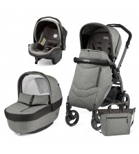 Carucior 3 in 1, Peg Perego, Book 51 Titania Team