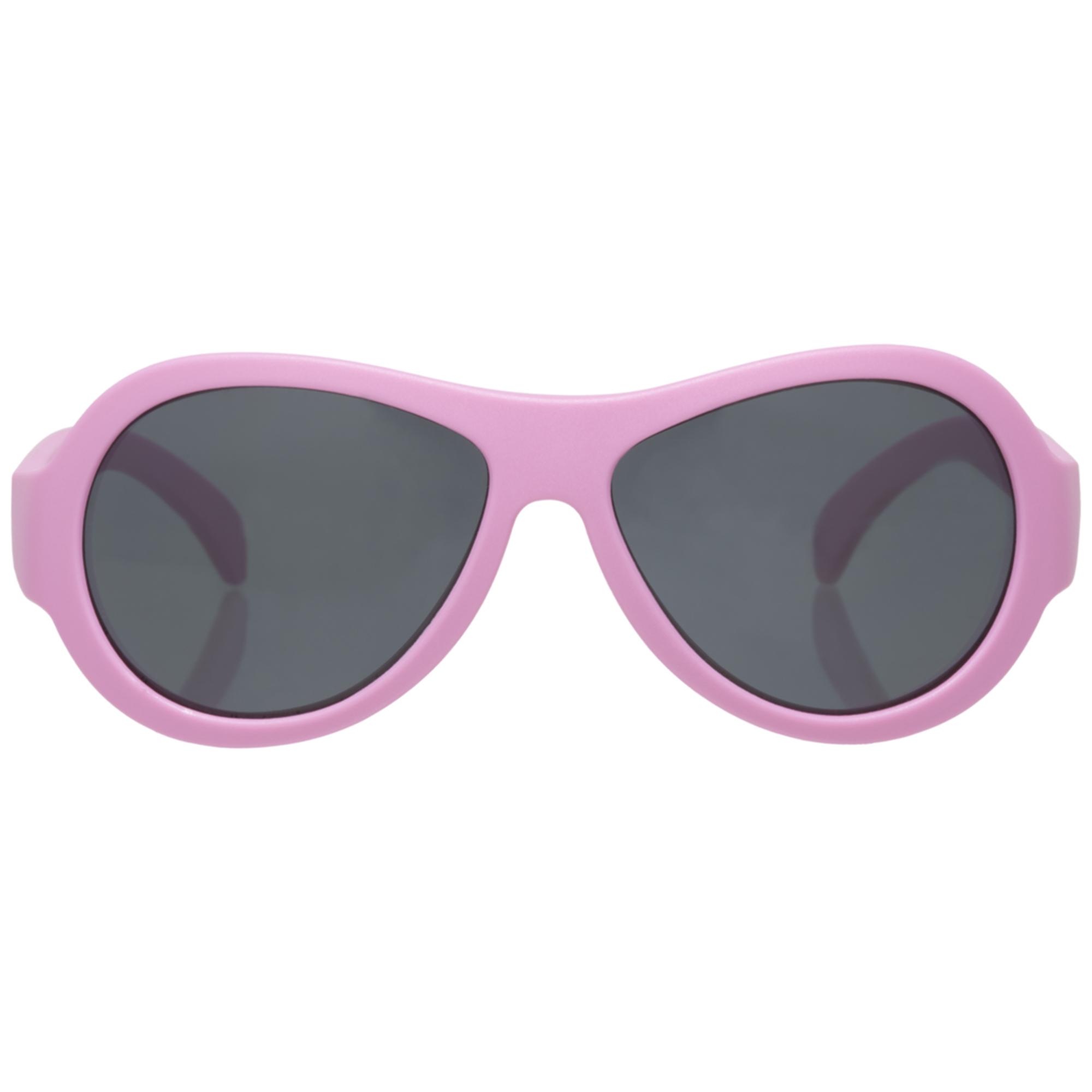 Ochelari de soare pentru copii, BABIATORS, Princess Pink Junior, 0-2 ani