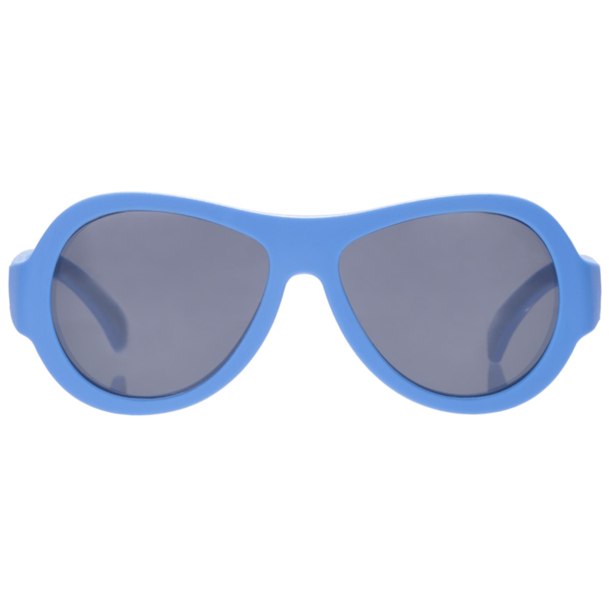 Ochelari de soare pentru copii, BABIATORS, True Blue Junior, 0-2 ani