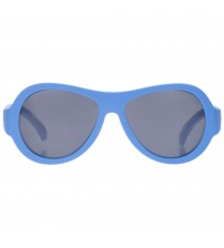 Ochelari de soare pentru copii, BABIATORS, True Blue Classic, 3-5 ani