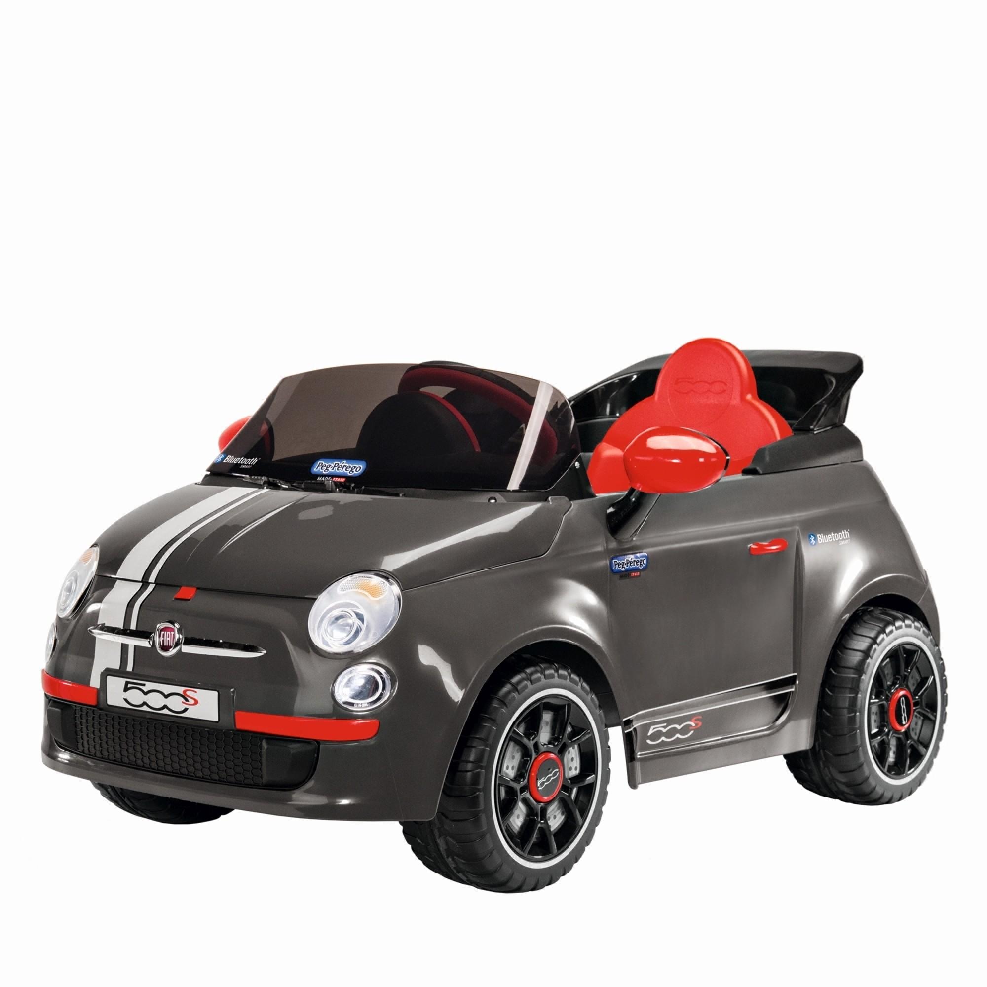 Masina, Fiat 500 S, Peg Perego, Telecomanda