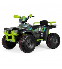 ATV, Peg Peregio, Polaris Sportsman 850 Lime