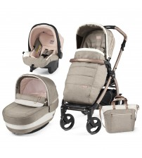 Carucior 3 in 1 Peg Perego Book 51 Mon Amour Elite