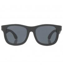 Ochelari de soare pentru copii, BABIATORS, Navigator Black Ops Black Classic, 3-5 ani