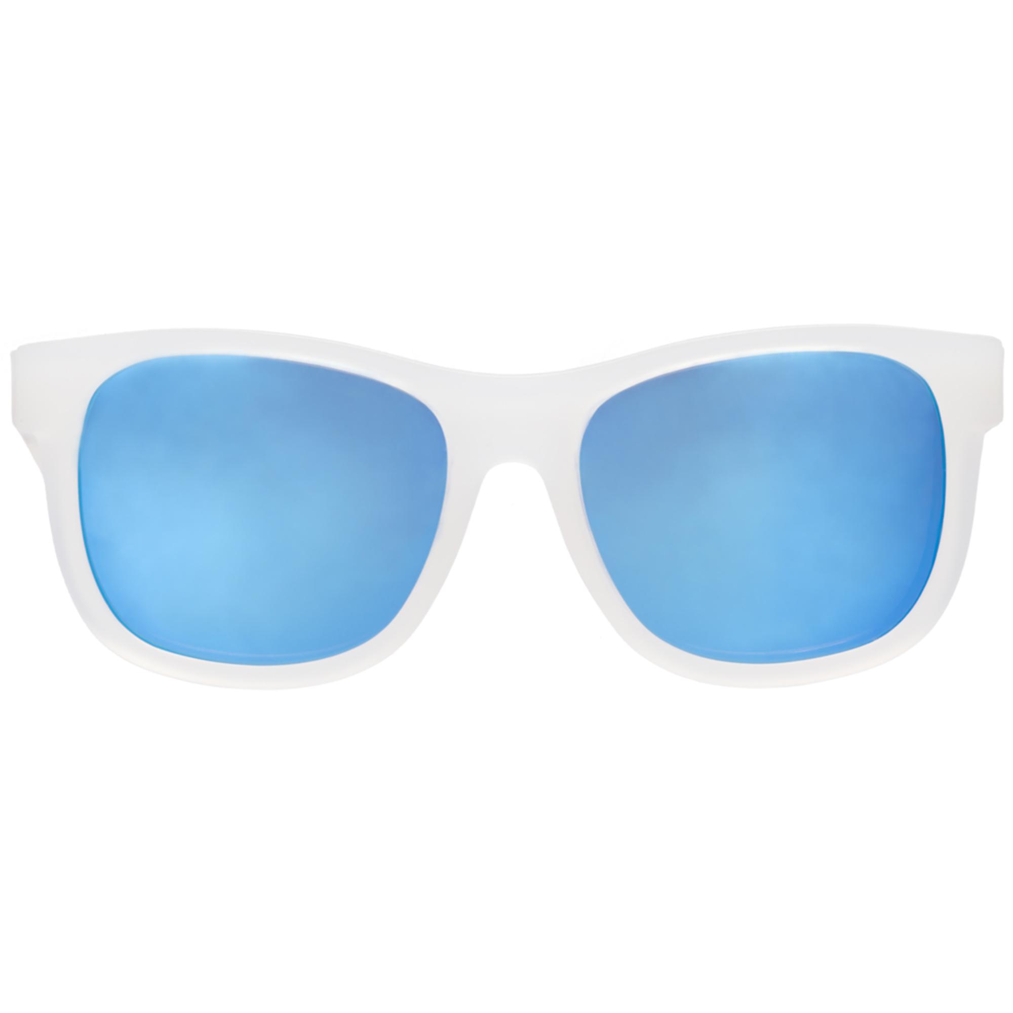 Ochelari de soare pentru copii, BABIATORS, Premium-Blue Ice Junior, 0-2 ani