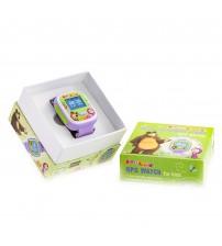 Ceas inteligent cu GPS pentru copii Masha and the Bear, AGU