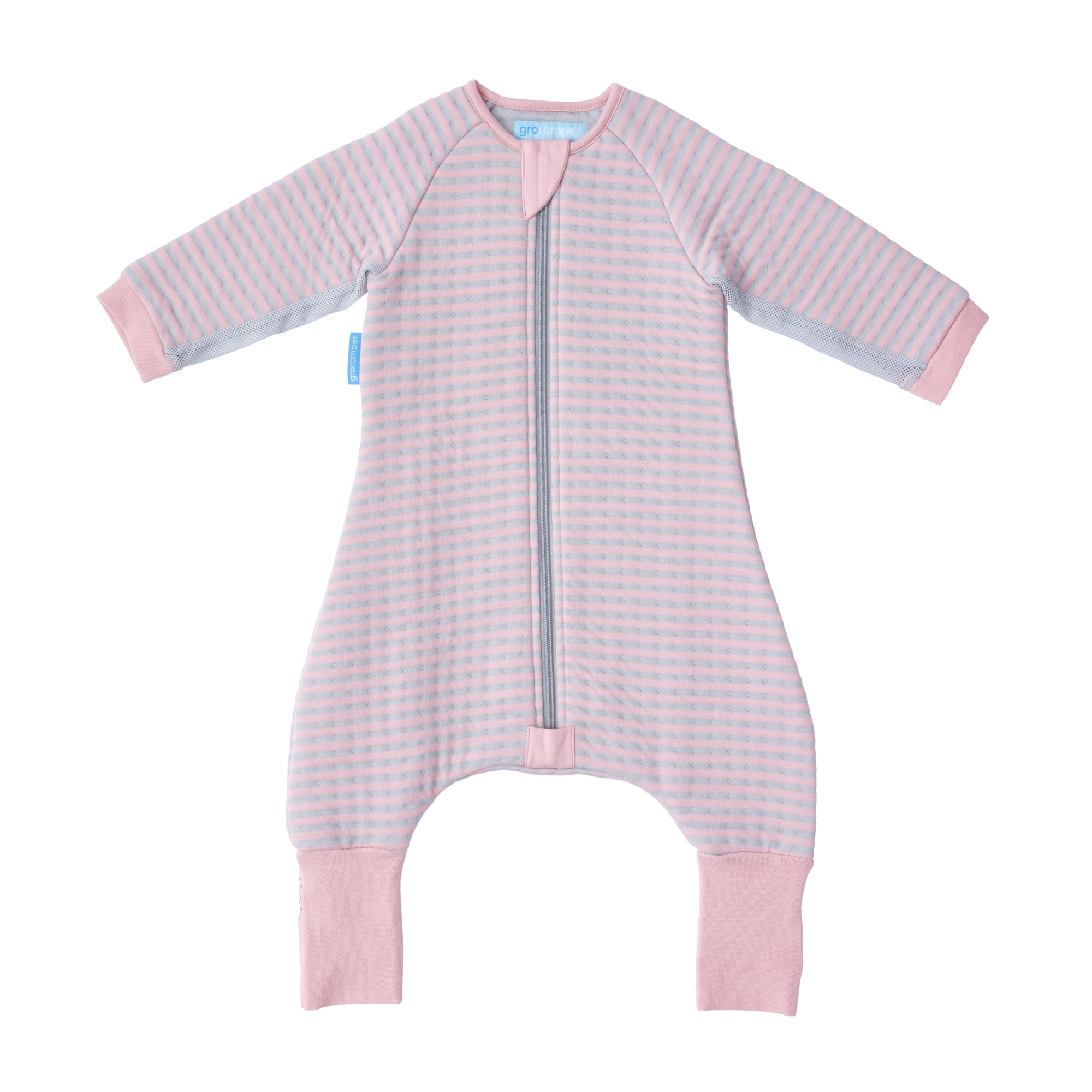 Body pentru Bebelusi Gros, Dungi roz, 24 - 36 luni, Gro