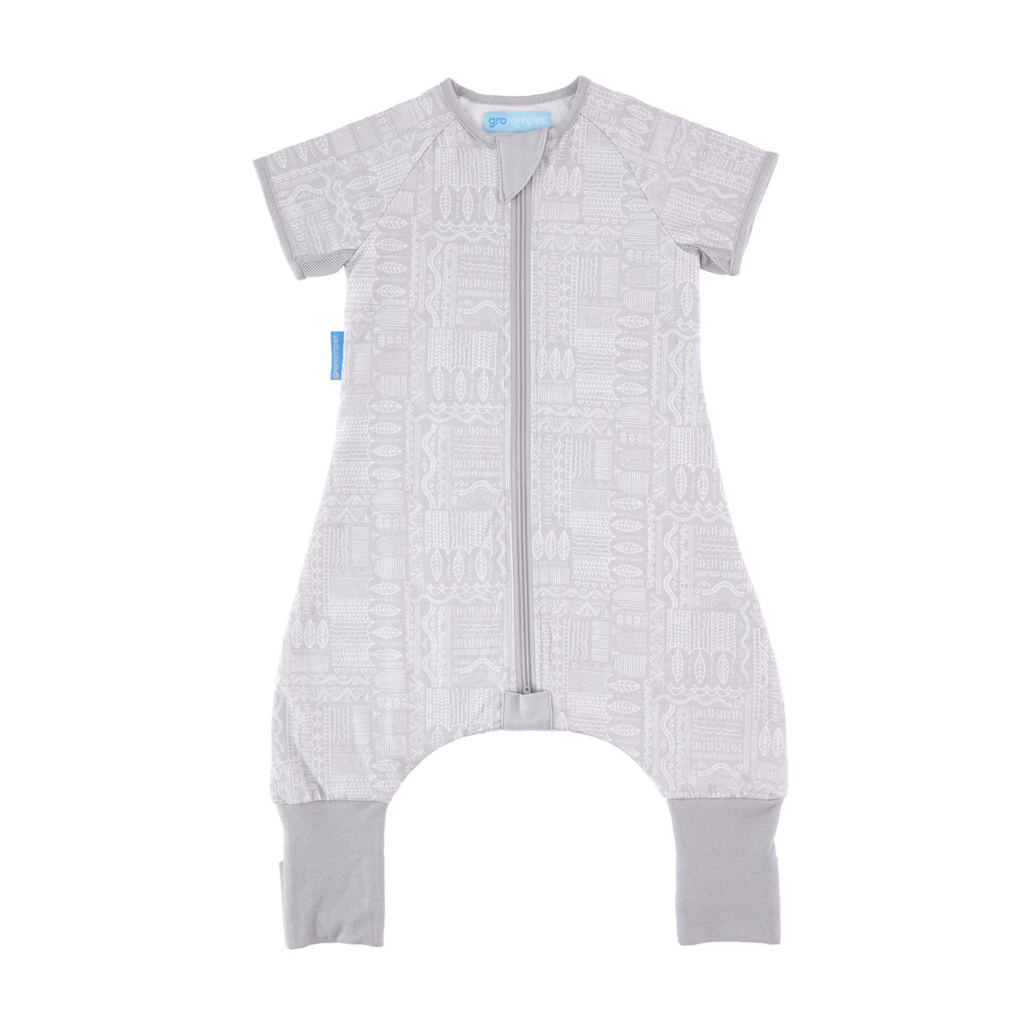 Body pentru Bebelusi, Subtire, Gri deschis, 12 - 24 luni, Gro