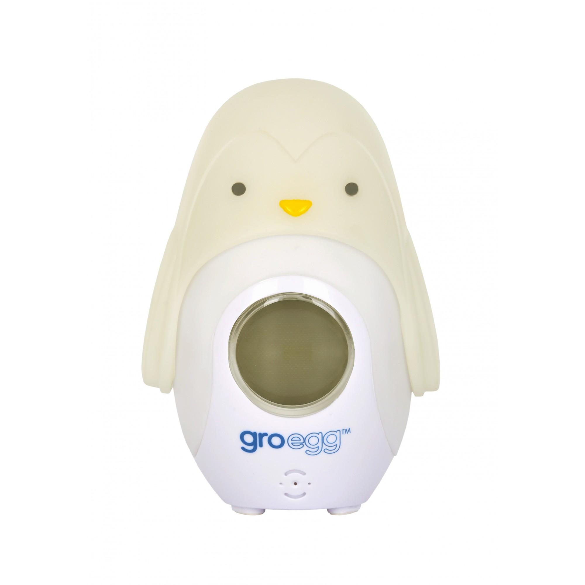 Husa pentru Termometru lampa cu USB, Pinguinul Percy, Gro