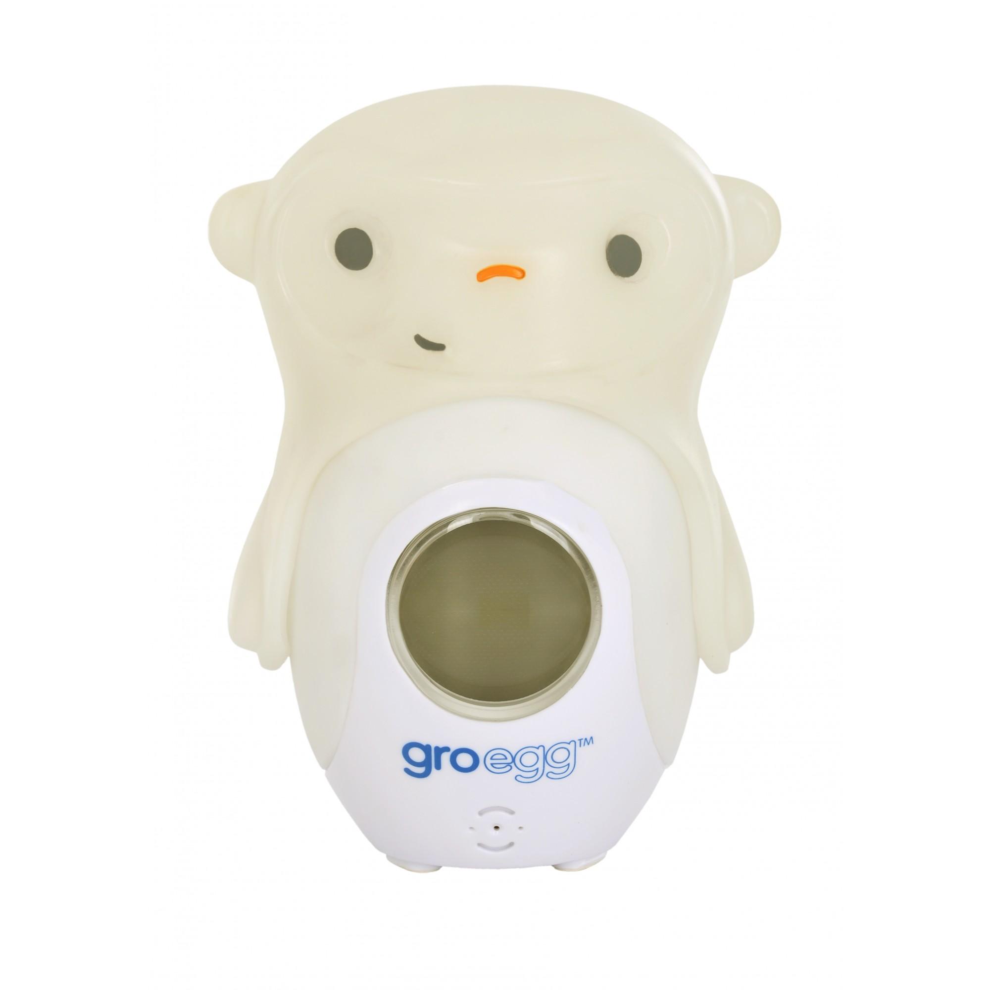 Husa pentru Termometru lampa cu USB, Maimutica Mikey, Gro