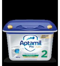 Lapte praf Nutricia Aptamil Profutura 2, 800g, 6luni+
