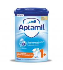 Lapte praf Nutricia Aptamil Junior 1+, 800 g, 12-24 luni