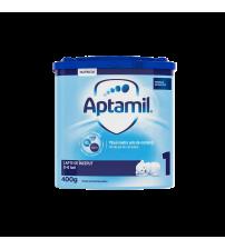Lapte Praf Nutricia, Aptamil 1, 400 g, 0-6 Luni