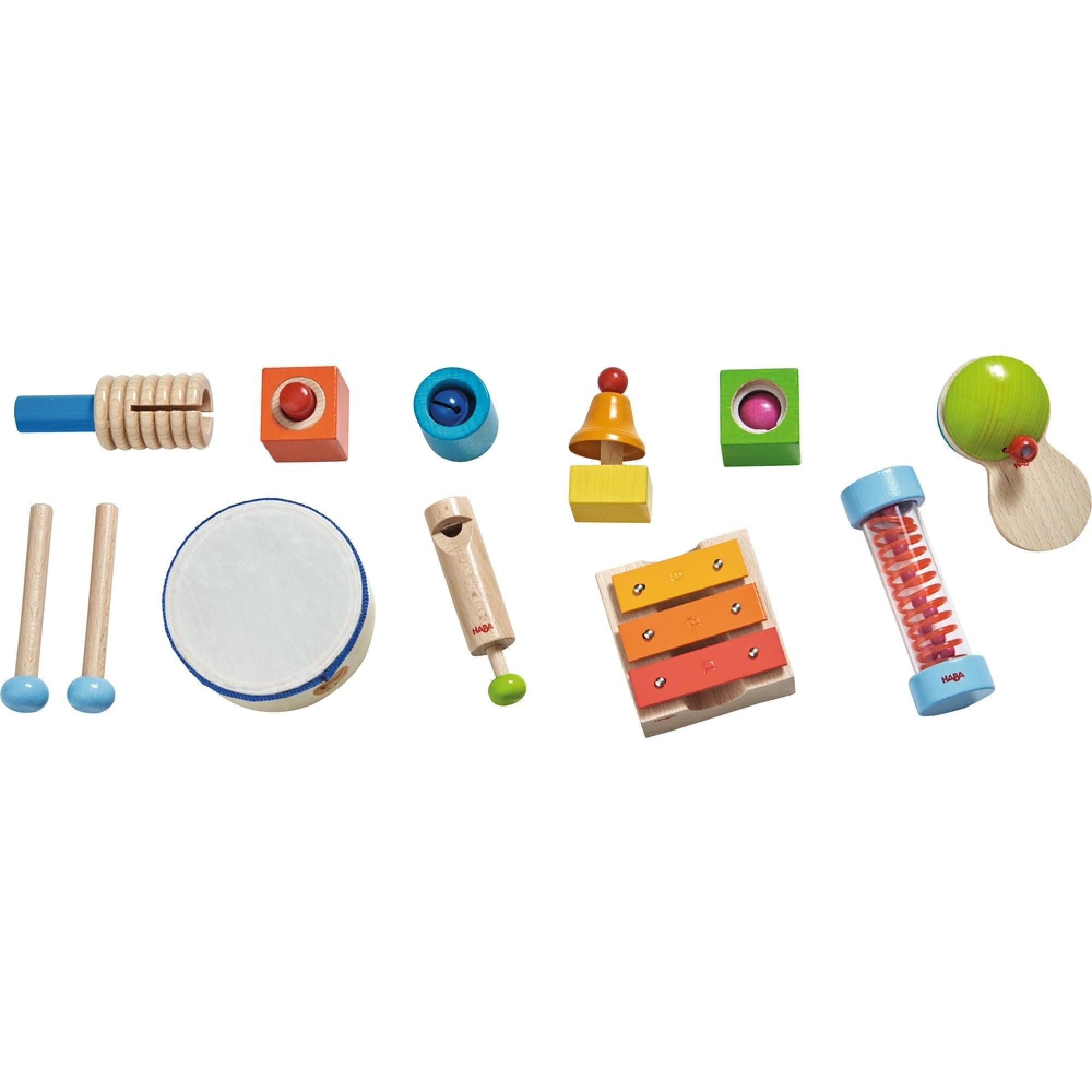 Set instrumente muzicale, 2 ani+, HABA