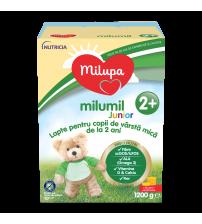 Lapte Praf Milupa Milumil Junior, 1200 g, de la 2 ani