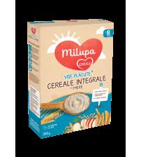 Cereale integrale, Milupa, Vise Placute, cu Mere, 250g, 8luni+
