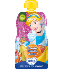 Piure Cocktail de Fructe, Milupa, Disney Princesses, 110g