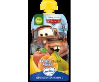 Mellin Piure cu Mix de Fructe Disney Cars, 110 g, de la 9 luni