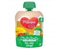 Piure de Fructe (mere, mango, portocale), Milupa, 90g