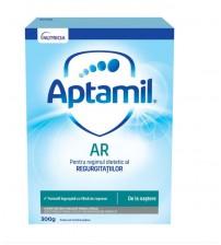 Lapte praf Nutricia, Aptamil AR, anti-regurgitare, 300g, 0luni+
