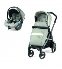 Carucior 2 in 1 Peg Perego, Book 51 Titania, Lounge, Luxe Pure