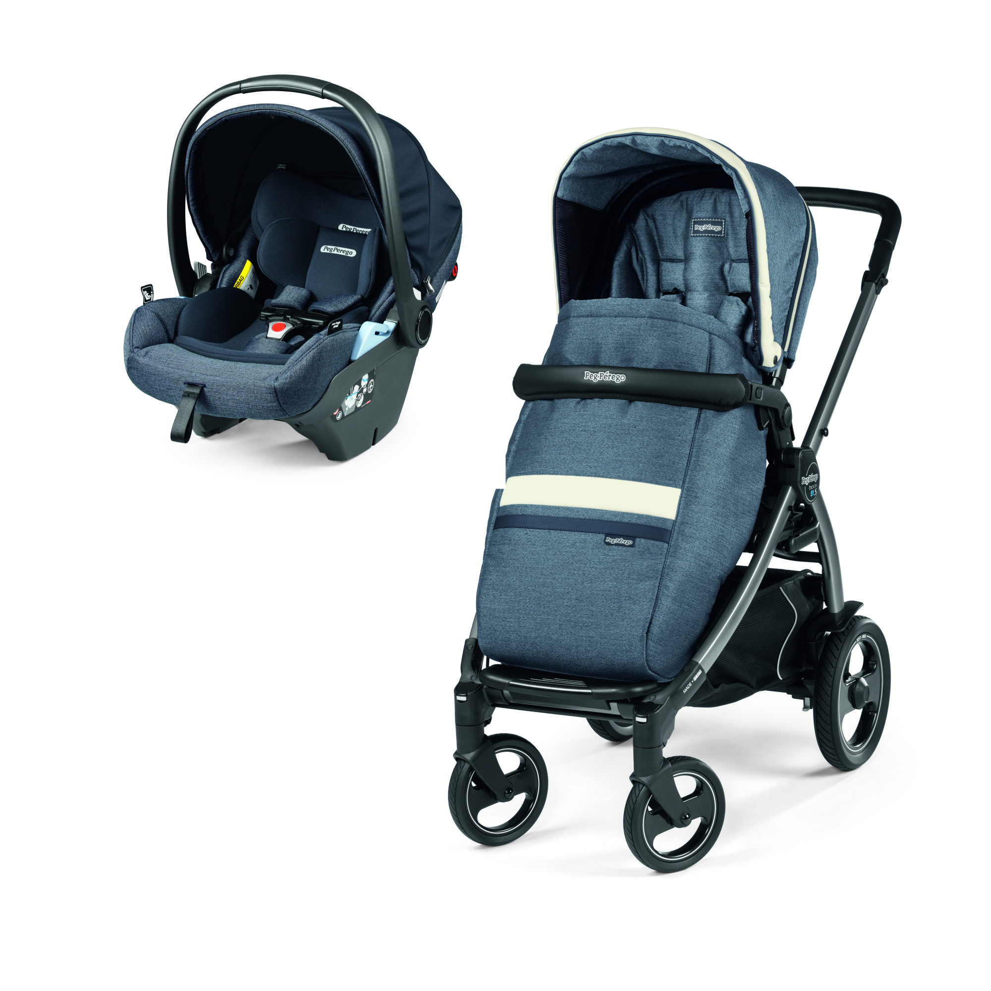 Carucior 2 in 1 Peg Perego, Book 51 S Titania, Lounge, Luxe Mirage