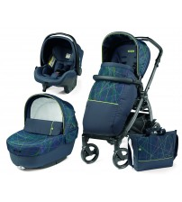 Carucior 3 in 1, Book 51, New Life Elite, Peg Perego