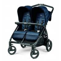 Carucior Peg Perego, Book For Two, Indigo, 0 - 15 kg