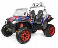 Masina electrica Peg Perego Polaris Ranger Rzr 900 XP, 24V, 3 ani +, Albastru - Negru