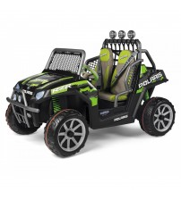 Masina Polaris Ranger RZR Green Shadow, Peg Perego