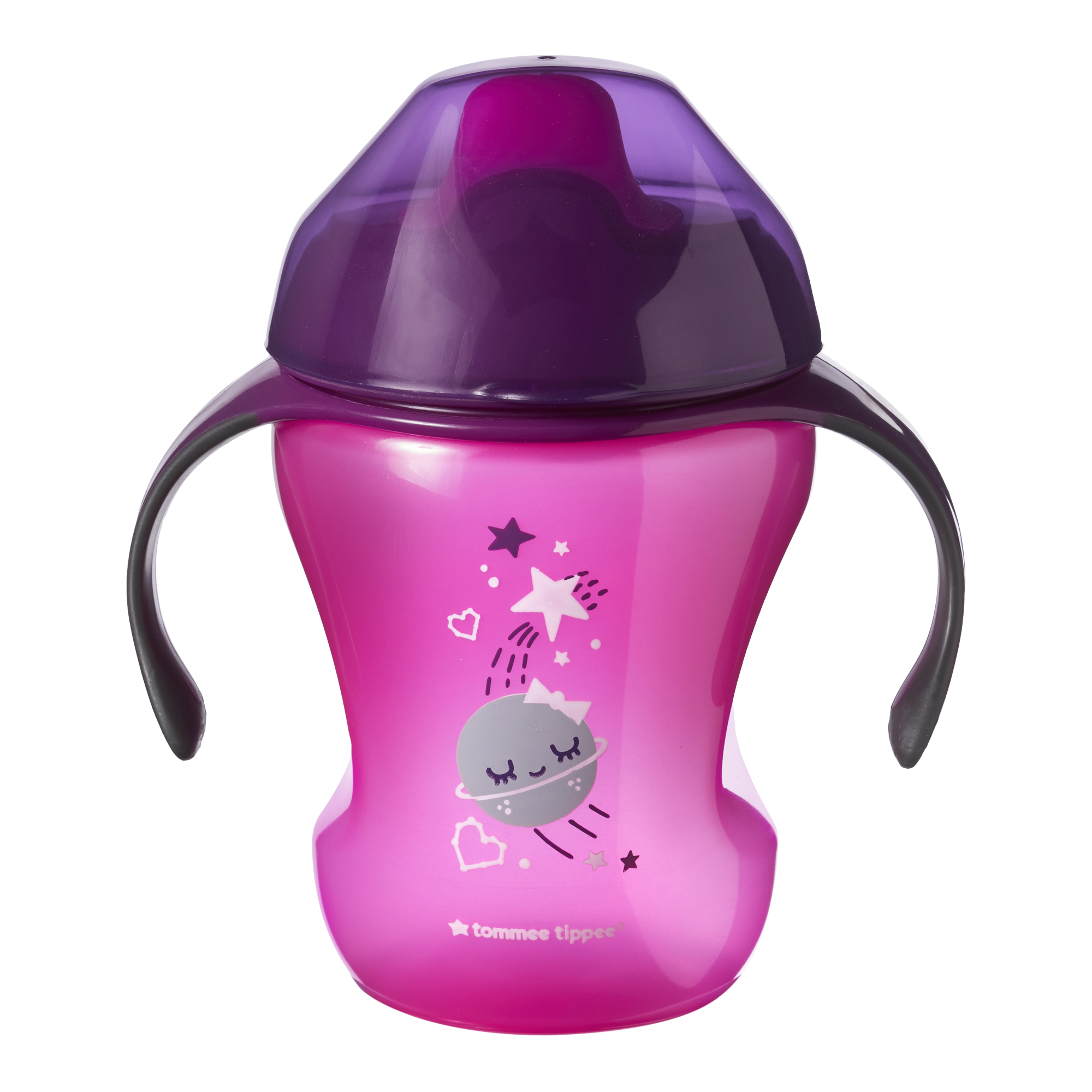 Cana Easy Drink, Tommee Tippee, 230 ml, 6luni+, Mov