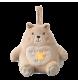 Dispozitiv cu sunet si lumina reincarcabil Tommee Tippee, (0 luni+), Ursuletul Bennie