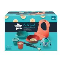 Kit pentru diversificare hrana Tommee Tippee Hello Food, 4 luni +