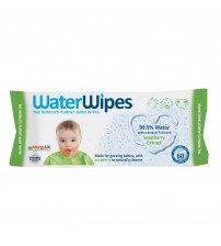Servetele umede pentru bebelusi, Water Wipes, Soapberry, 60 buc
