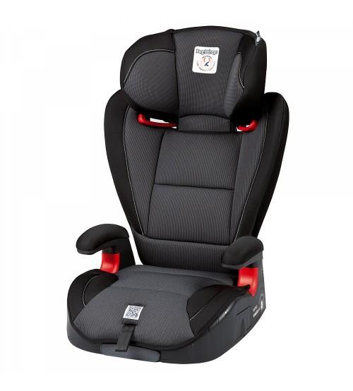 Scaun Auto Viaggio 2-3 Surefix Black, Peg Perego - produs resigilat