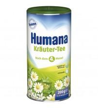Ceai de plante, Humana, 200g, 4 luni+