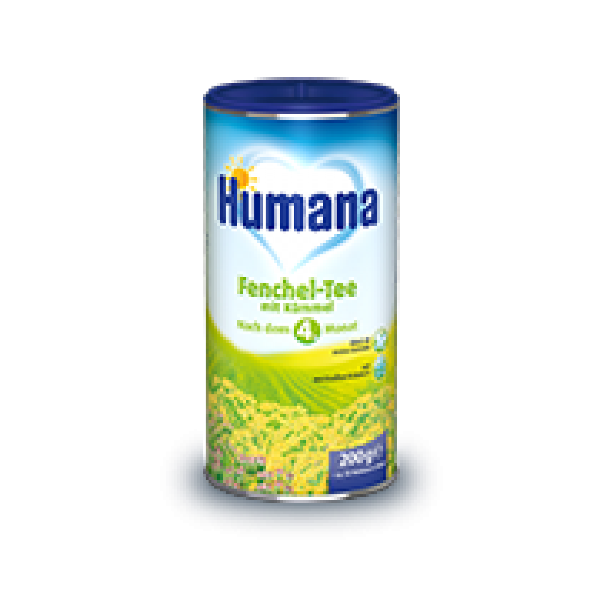 Ceai de fenicul, Humana, 200g